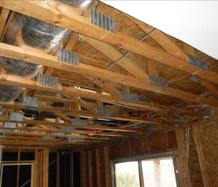 Water Damaged Ceiling in Casa Grande