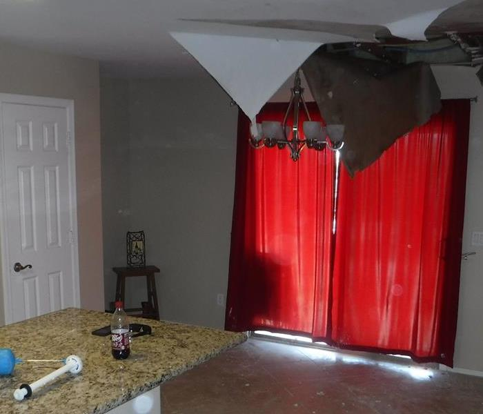 Water Damage in Coolidge
